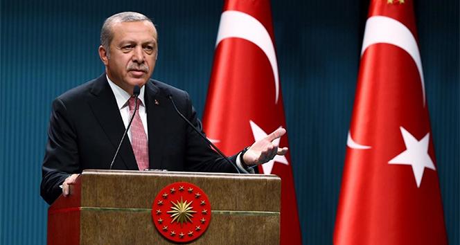Cumhurbaşkanı Erdoğan'dan 2020 Yılı Merkezi Yönetim Bütçe Kanunu mesajı