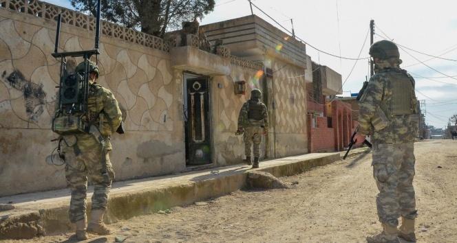 MSB: 'Barış Pınarı bölgesinde EYP düzeneği başarılı bir şekilde imha edildi'