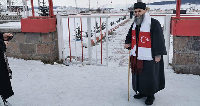 Cübbeli Ahmet Hoca Sarıkamış'ı ziyaret etti