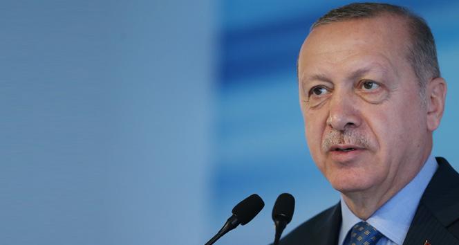 Cumhurbaşkanı Erdoğan'dan Elazığ'daki depremle ilgili açıklama