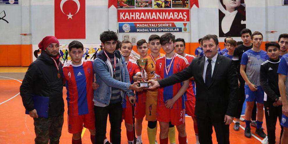 100. Yıl Futsal ve Basketbol Turnuvası