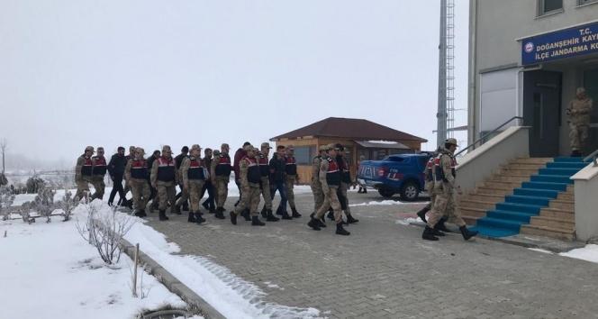 Malatya'da yasa dışı bahis operasyonu: 9 gözaltı