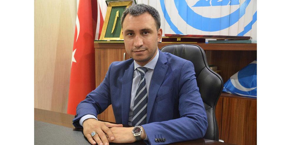 Kahramanmaraş Ülkü Ocakları Başkanı'ndan açıklama
