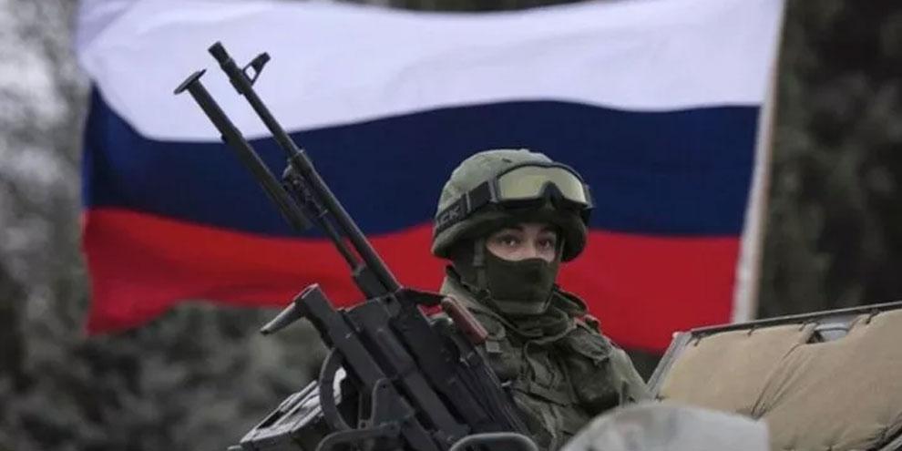 Suriye'de bir Rus askeri hayatını kaybetti