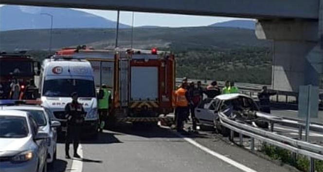 Manisa'da kaza can aldı: 3 ölü, 1 ağır yaralı