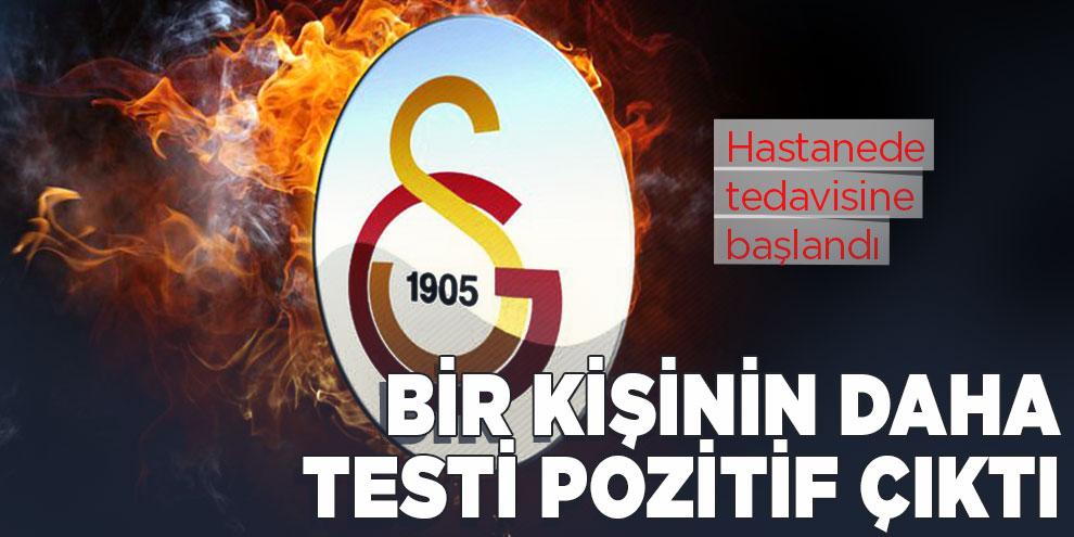 Galatasaray'da bir kişinin daha testi pozitif çıktı
