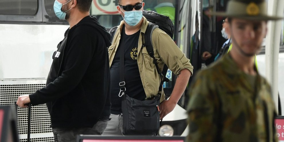 Avustralya'da korona sonucu 2 kişi daha hayatını kaybetti