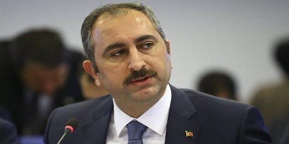 Adalet Bakanı Abdulhamit Gül 'Yeni kararlar aldık' dedi ve açıkladı