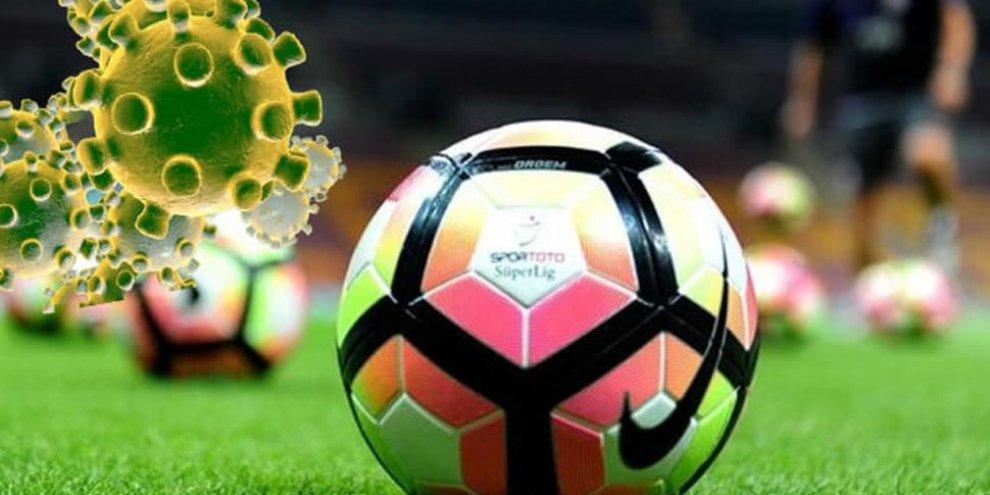 Futbol camiasında koronavirüs kaybı