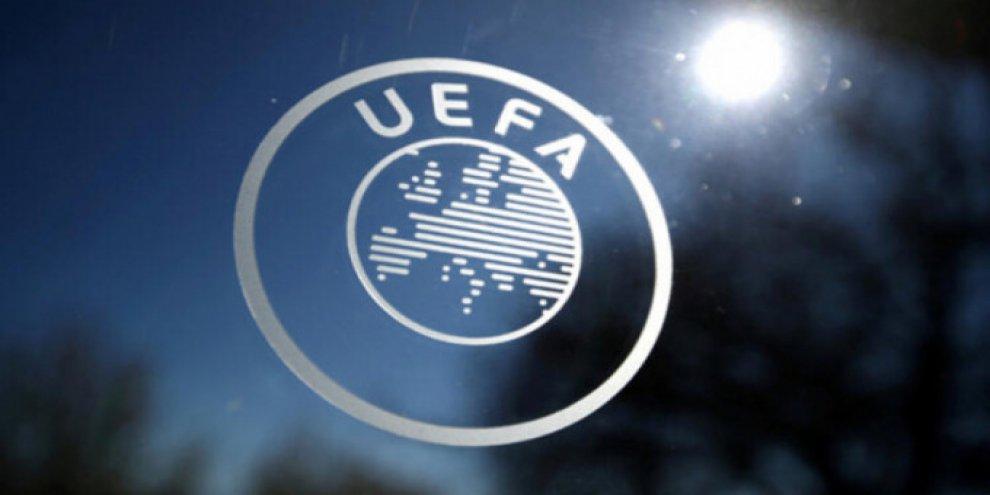 UEFA ikinci bir duyuruya kadar erteledi!