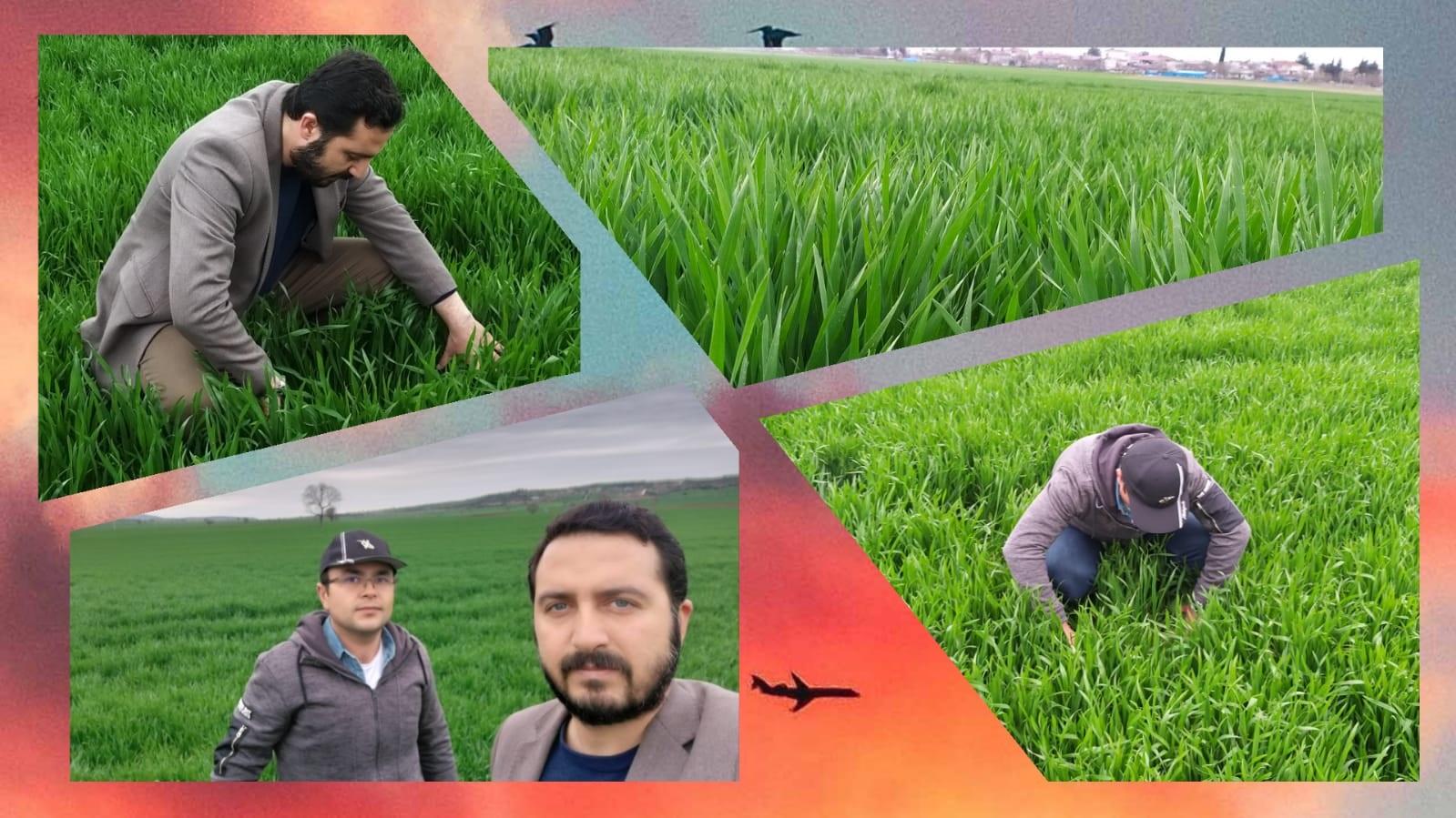 Pazarcık'ta üreticiler 'Hep Birlikte Türkiye' diyerek üretime devam dedi