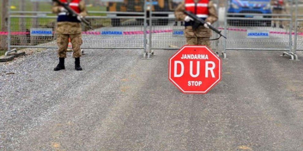 Mardin'de 2 mahalle daha karantinaya alındı