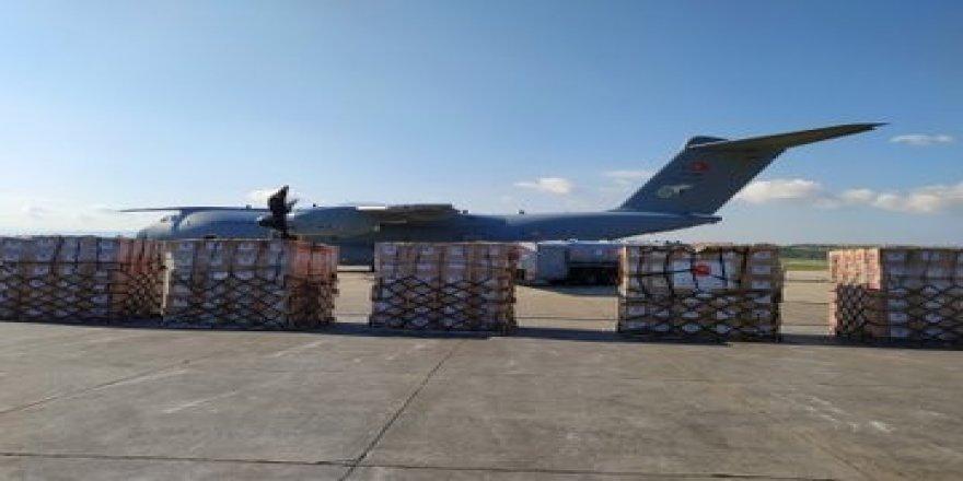 Türkiye'den Nijer'e yardım eli