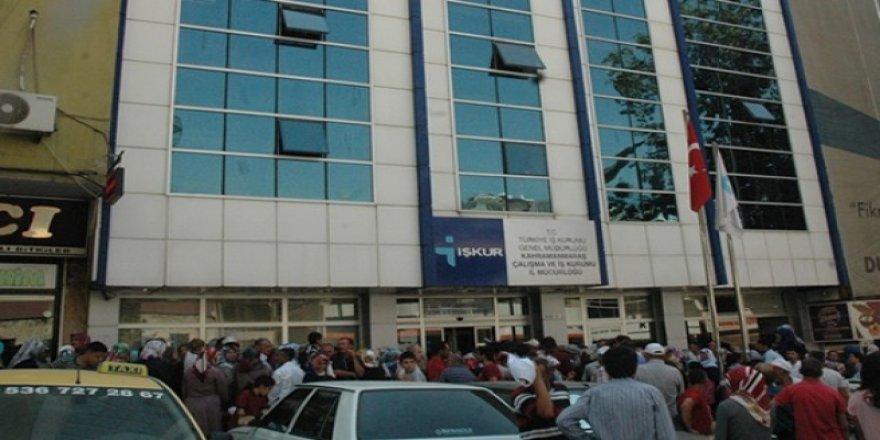 Kahramanmaraş'ta İŞKUR çalışanında korona çıktı