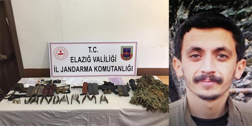 Elazığ'da etkisiz hale getirilen 21 şehidin faili ikinci terörist de turuncu kategoride çıktı