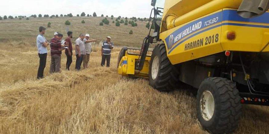 Türkoğlu İlçe Tarım ve Orman Müdürlüğü her alanda faaliyetlerine aralıksız olarak devam ediyor