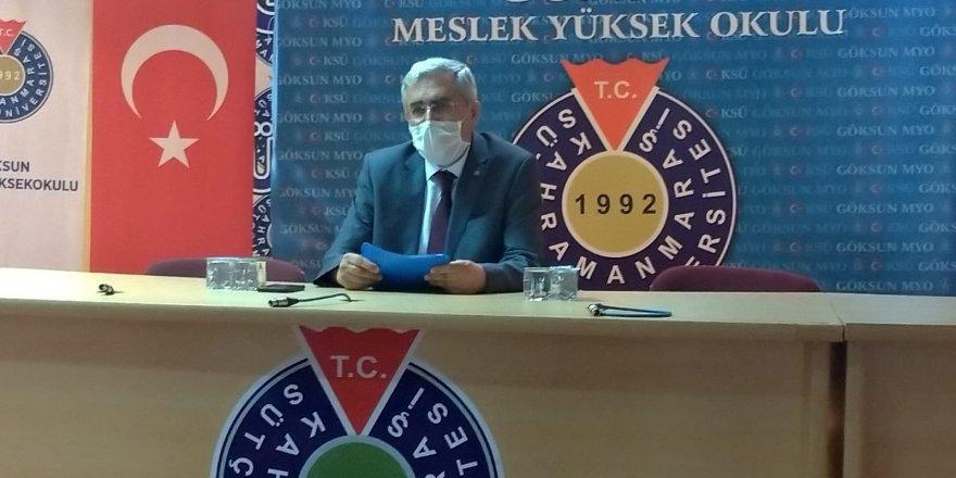 Rektör Prof. Dr. Niyazi Can, İlçelerdeki Yüksekokulları ziyaret etmeye devam ediyor
