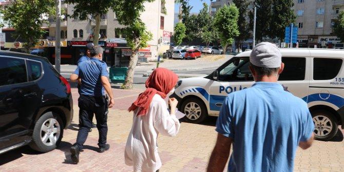 Kahramanmaraş'ta sınava saniyeler kala yetişti!