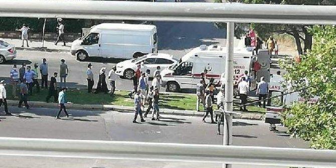Kahramanmaraş'ta motosikletin çarptığı yaya kurtarılamadı