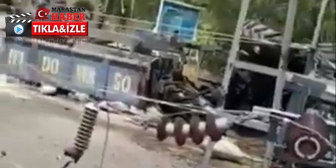 Kahramanmaraş-Gaffarlı yolunda feci kaza