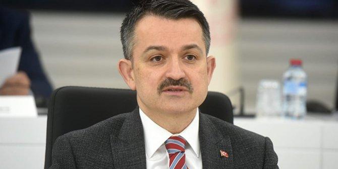 Bakan Pakdemirli: 651 milyon liralık destek ödemesi yarın başlıyor