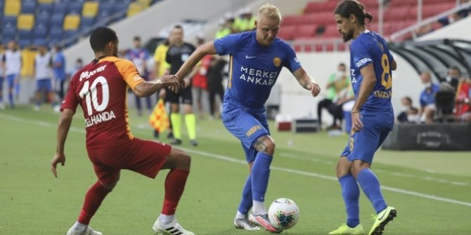2019-2020 Ankaragücü 1-0 Galatasaray maç özeti izle