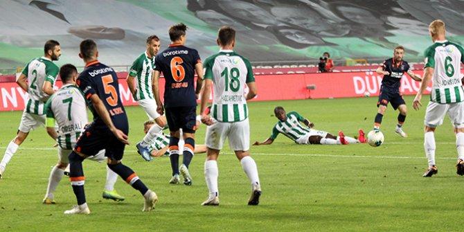 2019-2020 Konya 4-3 Başakşehir Maç Özeti İzle