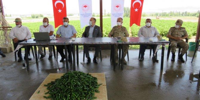 Kahramanmaraş'ta ilk sözleşme imzalandı