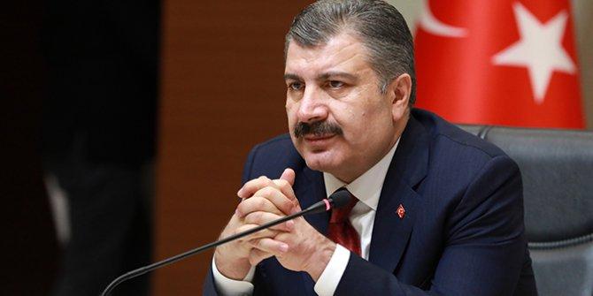 Bakan Fahrettin Koca'dan önemli uyarı
