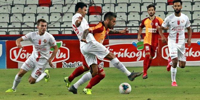 2019-2020 Antalyaspor 2-2 Galatasaray Maç Özeti İzle