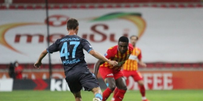 2019-2020 Kayserispor 1 - 2 Trabzonspor Maç Özeti İzle