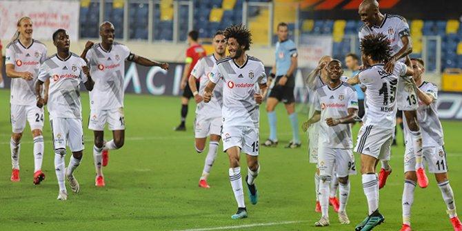 2019-2020 Gençlerbirliği 0-3 Beşiktaş Maç Özeti İzle
