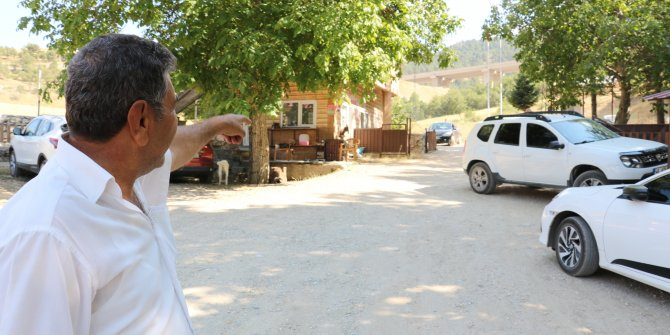 Kahramanmaraş'taki saklı cennet için yol istiyorlar