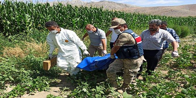 Kayıp olan engelli vatandaşın cesedi ayçiçeği tarlasında bulundu