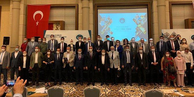 Tarihi Kentler Birliği'nden Dulkadiroğlu'na bir ödül daha