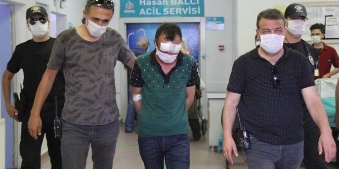 Kahramanmaraş'ta eşinin eski sevgilisini vuran şahıs yakalandı