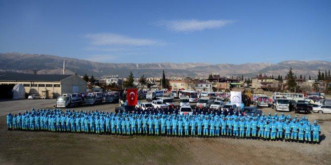 Dulkadiroğlu Belediyesi'nden Kurban Bayramı Hazırlığı