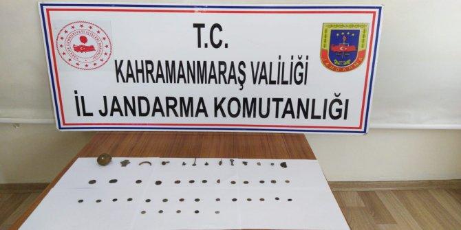 Karamanmaraş'ta tarihi eser kaçakçıları yakalandı