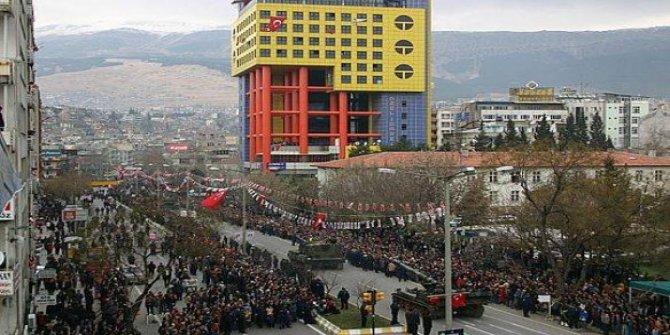 Dünyanın en saçma binası Kahramanmaraş'ta mı?