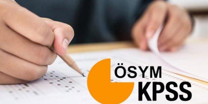 KPSS ön lisans başvuruları başladı! ÖSYM başvuru kılavuzunu yayımladı!