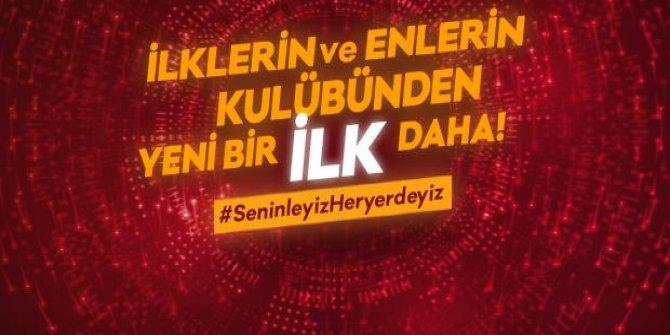 Galatasaray Resmi Mobil Uygulaması yayınlandı!
