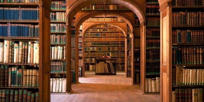 Türkiye'deki halk kütüphanesi sayısı bin 182 oldu