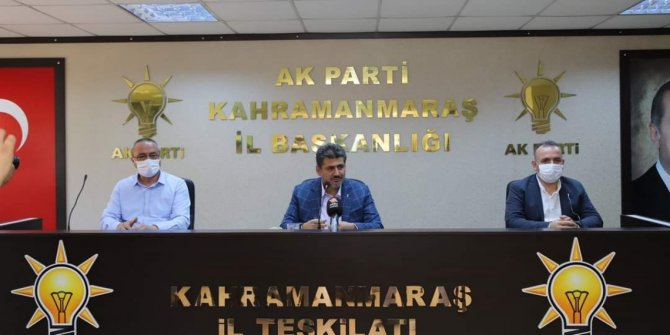 Kahramanmaraş Ak Parti ilçe kongre takvimi belli oldu!