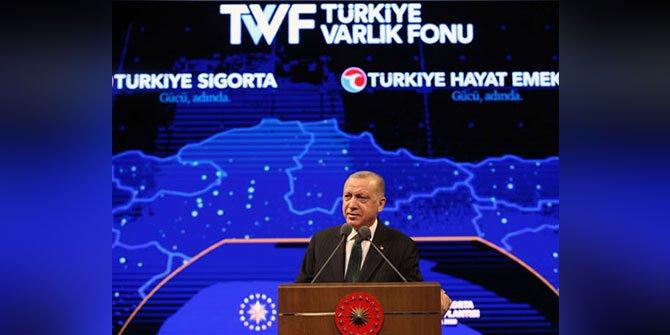 Cumhurbaşkanı Erdoğan: Türkiye'nin kaynaklarını krizden ve kaostan beslenen çevrelere yedirmemekte kararlıyız