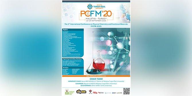 MTÜ, PCFM-2020 Konferansına Ev Sahipliği Yapacak