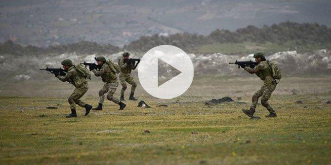 11 PKK/YPG'li terörist etkisiz hale getirildi