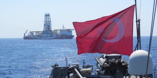 MSB'den 'Doğu Akdeniz' paylaşımı