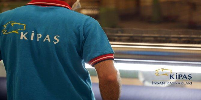 Kipaş Tekstil yeni personel alımlarına başladı