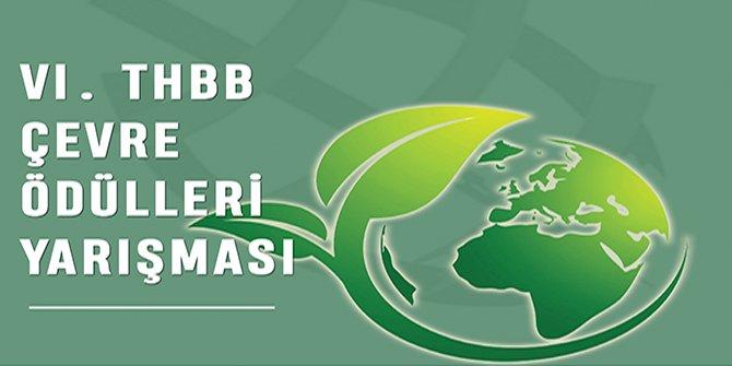 THBB 6. Çevre Ödülleri Yarışması'nı düzenliyor