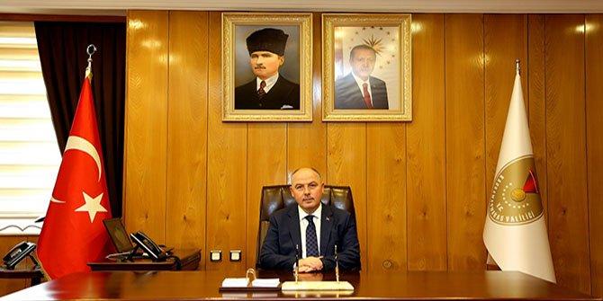 Vali Ömer Faruk Coşkun'un 18 Mart mesajı